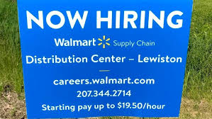 Walmart Hiring 100 Workers For Its Lewiston Distribution