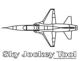 Avion Militaires 27 Transport Coloriages Imprimer