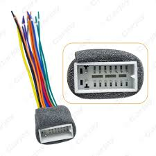 clarion radio wiring reviews online shopping clarion radio car 16pin wire harness plug cable female connector for mitsubishi galant clarion car radio stereo ca1670