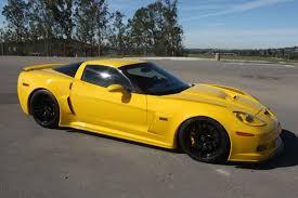 2007 Chevrolet Corvette C6RS by Pratt & Miller | eBay Motors Blog