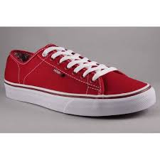 vans shoes red and white. vans ferris red/white shoes red and white