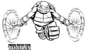 teenage mutant ninja turtle coloring page ninja turtle coloring