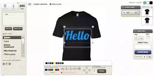 Creat A Shirt What Software Is Used To Create A Design For A Print On A T Shirt