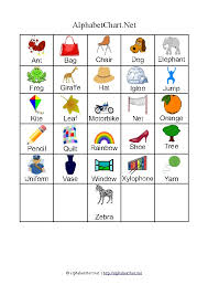 Alphabet Chart Printables For Children Download Free A4 Pdf