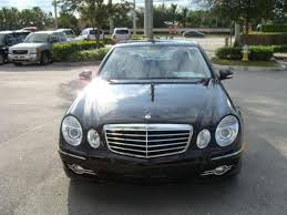 2006 Mercedes Benz E-class Pictures