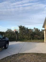 pro dunk hoops. Image May Contain: Sky, Basketball Court And Outdoor Pro Dunk Hoops