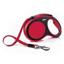 <b>Рулетка FLEXI New Comfort</b> лента L, 5 м, 60кг, черно-красный ...