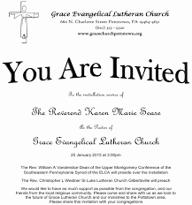 Church Anniversary Invitation Template Template Resume Examples