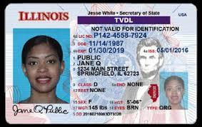 License Visitor Program tvdl Driver's Temporary