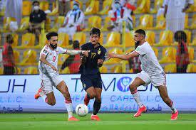 FA Thailand - ไทย แพ้ ยูเออี 1-3 คัดบอลโลก กลุ่ม จี นัดที่ 7