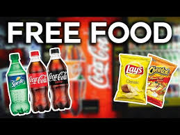 How To Get Free Food From A Vending Machine Enchanting INSANE Vending Machine HACKS Get FREE Snacks And Soda From ANY
