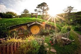 The Hobbit film location tour, New Zealand