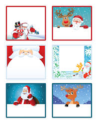 printable christmas tags printable pages santa s little gift to you printable gift tags and labels