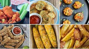 air fryer vegetable recipes 25