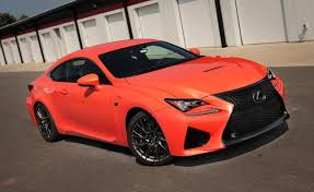 lexus rc f orange. Contemporary Orange Lexus Is Already Thinking Of Ways To Improve On Its New RC F Sports Car With Rc Orange