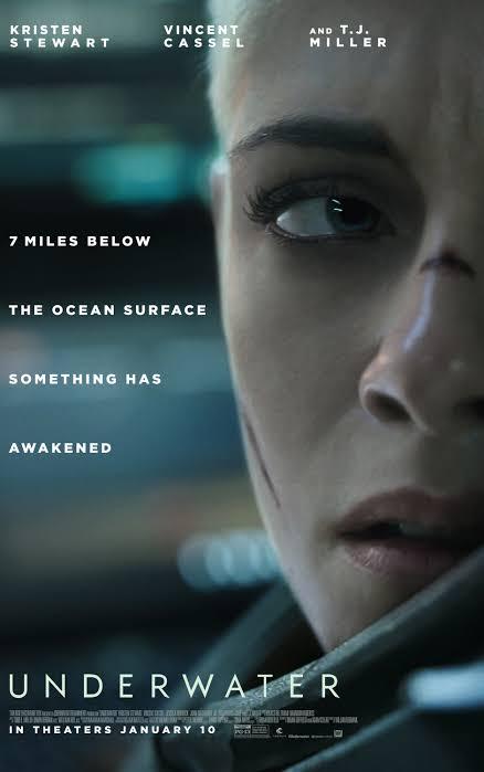ผลการค้นหารูปภาพสำหรับ underwater movie poster 2020