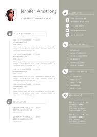 Resume Template Apple