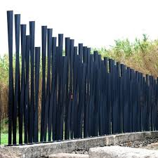 modern metal fences.  Fences Contemporary Stell Fence Inside Modern Metal Fences