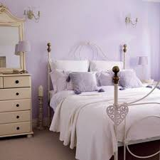 Purple Wall Decor For Bedrooms Light Purple Wall Bedroom Inspiration Us House And Home Real