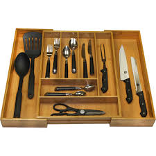 Kitchen Drawer Inserts Ikea Tips Silverware Tray Ikea Tray Expandable Silverware Tray