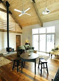 ceiling fans for vaulted ceilings ceiling fans for vaulted ceilings fan cabin living room rustic with double high