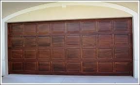 faux wood garage doors cost. Faux Wood Garage Door Cost Doors
