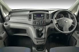 2015 nissan nv200 interior. new nissan nv and panel vans shake up lcv market 2015 nv200 interior m