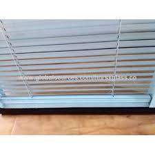 china insulated window shutter blinds between glass