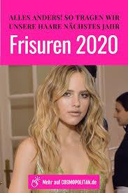 Frisuren 2020 Alles Anders Diese Schnitte Und Farben Tragen Wir