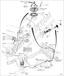 1989 ford f150 exhaust system diagram luxury ford truck part numbers in cab fuel tank