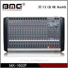 Bmg Yüksek Kaliteli Çin Yapılan 8/12/16/24 Kanal Mikser Ses Sistemi - Buy Ses  Sistemi Ve Mikser,Konser Ses Sistemleri,Karaoke Ses Sistemi Mikser Product  on Alibaba.com