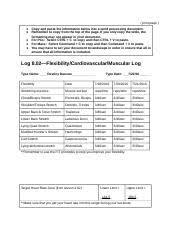 07_3_chart Part 1 25 Points Determine Your Basal Caloric