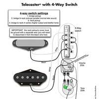 wiring diagram fender telecaster way switch wiring diagram wiring two humbuckers 4 way switches ultimate guitar fender telecaster 4 way switch wiring diagram source