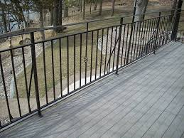 Metal deck railing ideas Stair Railing Adorable Design For Metal Deck Railings Ideas Images About Rail On Pinterest Wrought Iron Banister Ivchic Adorable Design For Metal Deck Railings Ideas Images About Rail On