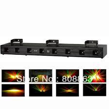 cheap lighting effects. new 500mw 8 lens 4 red green dmx 512 laser dj dace party ktv club cheap lighting effects l