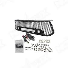 2014-2016 Toyota Tundra Black Out LED Grille Kit - Nox Lux