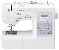 Купить <b>Швейная машина SINGER Patchwork</b> 7285Q белый в ...
