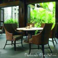 astounding palm beach outdoor dining chair padmas plantation metropolitandecor with astounding padmas plantation