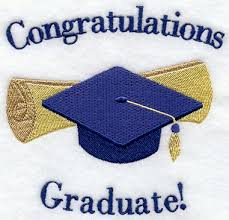 congratulations to graduate machine embroidery designs at embroidery library machine