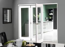 finesse white 2 1m approx 7ft internal bifold doors with bottom track