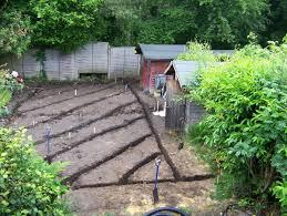 garden drainage. Garden Drainage Lawn Land Field D