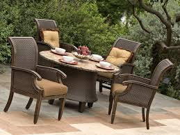 stylish outdoor furniture. Outdoor Dining Table Set For Garden Design Stylish Furniture