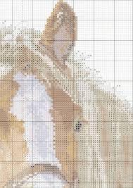 Cross Stitch Horse Part 3 Color Chart On Part 4 5