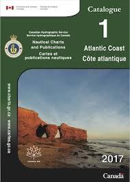 Canadian Chart Catalogue 1 Atlantic Coast Pdf By