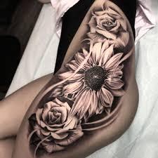 Girls Hip Tattoo Tattoo Ideas