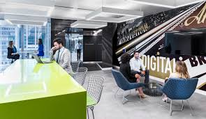 office interior design toronto. Inside Deloitte\u0027s Toronto Headquarters, Where Assigned Seating Is A Thing Of The Past Office Interior Design G