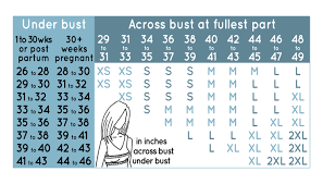 Online Shirt Size Chart Soothe Shirt Sizing Chart Lalabu Instant Online Support