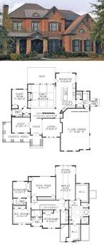 Small 5 Bedroom House Plans 17 Best Ideas About Floor Plans On Pinterest Home Floor Plans