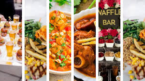 Wedding Meal Planner Wedding Food And Bar Trends Of 2019 2020 Evente By Pm