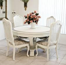 Shabby Chic Dining Room Table Shabby Chic Dining Table Chairs Laura Second Sunco Kitchen Dining